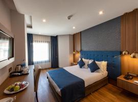 Nova Plaza Crystal Hotel, hotel in Istanbul