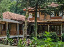 Griya Dunamis by SABDA, hotel in Puncak