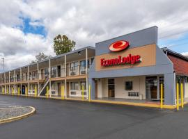 Econo Lodge North Charlottesville, hotel in Charlottesville