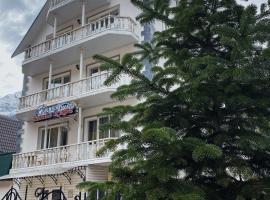 Отель Снежная Королева Домбай, мини-гостиница в Домбае