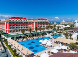 Orange County Resort Hotel Belek - Ultra All Inclusive, отель в Белеке