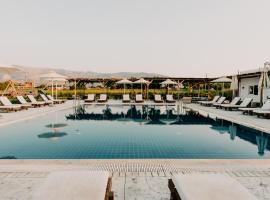 Sails on Kos Ecolux Tented Village, budget hotel in Marmari