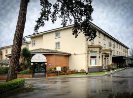 The Regency Hotel, hotel in Solihull