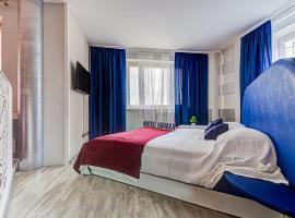Apartment Hanaka Lenincev 91, hotel in Moscow