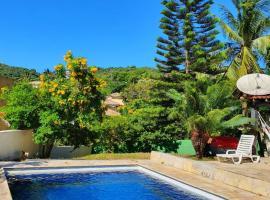 Espetacular Casa em João Fernandes e Vista Mar, vacation home in Búzios
