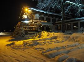 DEVA Hotel Alpenhof, hotel in Bayrischzell