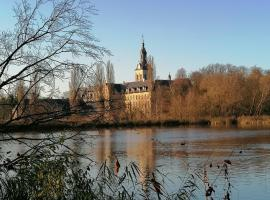 Studio's Park - Heverlee, budget hotel in Leuven