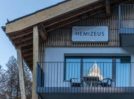 Hotel Hemizeus & Iremia Spa, Hotel in Zermatt