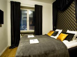 Mannerheimintie 19, apartment in Helsinki