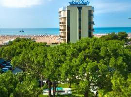 Hotel Italy, hotel poblíž významného místa Bibione Thermae, Bibione