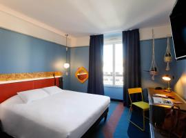 Greet Hotel Lyon Confluence, accessible hotel in Lyon