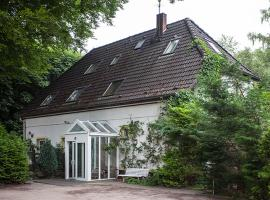Pension Am Park, hotel with parking in Recklinghausen