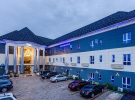 JJ MAS HOTEL AND SUITES, hotel in Owerri