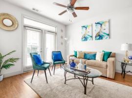 Luxury Downtown Midtown Suite. Free parking, Wifi, apartment in Atlanta