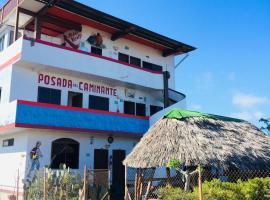 Posada del Caminante, hostel in Puerto Villamil