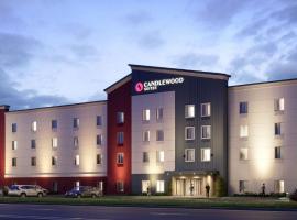 Candlewood Suites - San Antonio - Schertz, an IHG Hotel, hotel near Comal River Tubing, Schertz