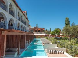Castelli Hotel-Adults Only, Hotel in Laganas