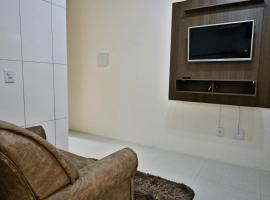 Lugar sossegado e apto completo, apartment in Santa Maria