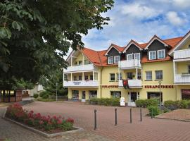 Modern Apartment in Bad Suderode with Forest Nearby, hotel in Bad Suderode