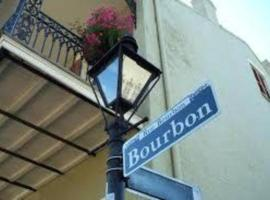 The Bourbon, vacation rental in Saint Louis