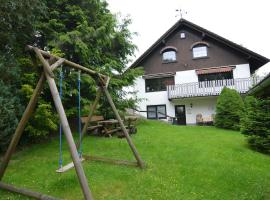Alluring Apartment in Buntenbock near Ski Area, Ferienwohnung in Clausthal-Zellerfeld