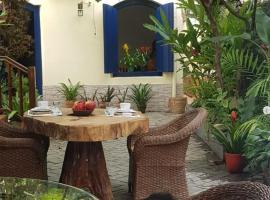 Pousada Manga Rosa, guest house in Paraty