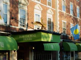 Hawthorne Hotel, hotel in Salem