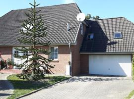 Ostsee 1, apartment in Zierow