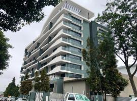 Code Apartments, hotel in Brisbane
