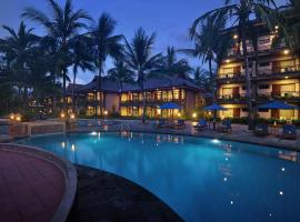 Jayakarta Hotel Lombok, family hotel in Senggigi