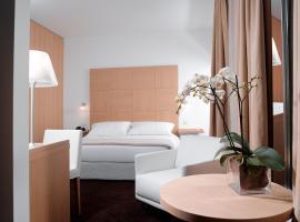 ホテル アルジン、ルクセンブルクのホテル