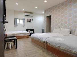 Xiangxin Fengjia, vacation rental in Taichung
