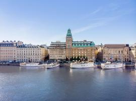 Radisson Collection, Strand Hotel, Stockholm, hotel in Stockholm