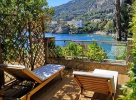 Akrotiri Beach Resort Hotel, hotel a Paleokastritsa
