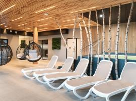 Hotel Grey Spa – hotel w Szklarskiej Porębie