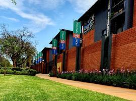 Hotel AT Hatfield Apartments, hotel in Pretoria