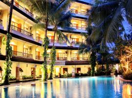 Le Dian Hotel, hotel di Serang