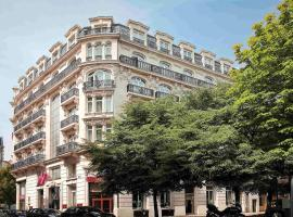 Mercure Lille Centre Grand Place, отель в Лилле