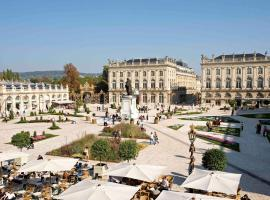 Mercure Nancy Centre Place Stanislas, hotel a Nancy