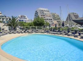 Mercure Port La Grande Motte, hotel in La Grande-Motte