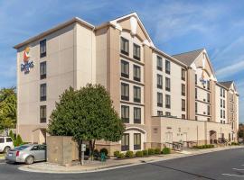 Comfort Inn Greensboro - Kernersville, hotel in Greensboro