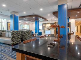 Holiday Inn Express & Suites - Staunton, hôtel à Staunton