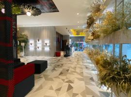 Ibis Kaunas Centre, отель в Каунасе