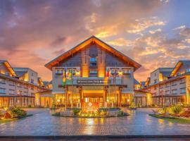 Resort & Spa em Gramado - 1 quarto completo, hotel 5 estrellas en Gramado