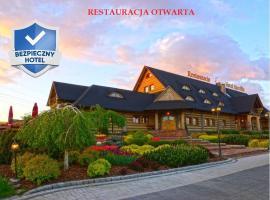 Hotel Rycerski, hotel near Katowice Airport - KTW, Czeladź