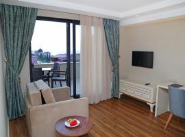 Kubaliç Hotel&SPA, отель в Орду