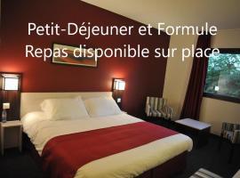 Hôtel AKENA La Ferté Bernard, hotel in Cherré