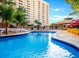 Golden Dolphin Grand Hotel Oficial, hotel em Caldas Novas