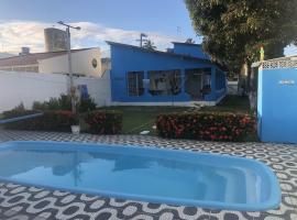 Casa em Serrambi com Piscina e Terraço Amplo, hotel in Porto De Galinhas