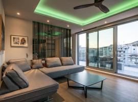 Akasha Loft, accessible hotel in Athens